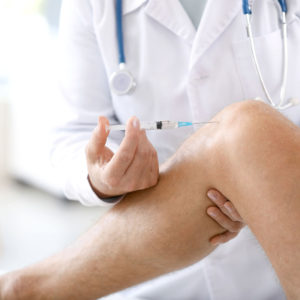 Cortisone injections for meniscus tears - do they work?